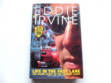 EDDIE IRVINE - LIFE IN THE FAST LANE.The Ferrari Years